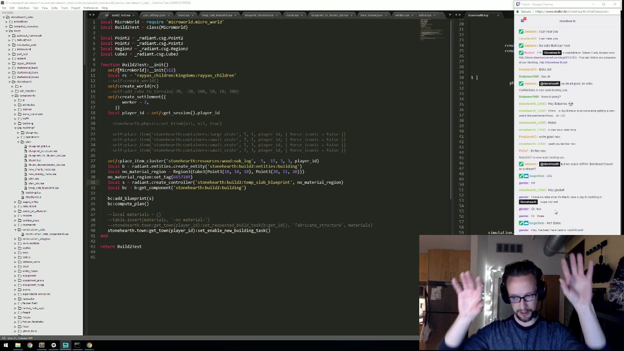 Stonehearth dev stream 268 chris continues to conquer building stonehearth dev stream 268 chris continues to conquer building malvernweather Gallery