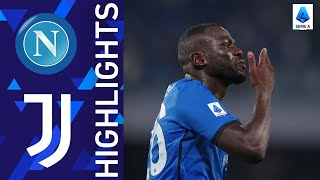 Napoli 2-1 Juventus | Koulibaly is the hero for the night! | Serie A 2021/22