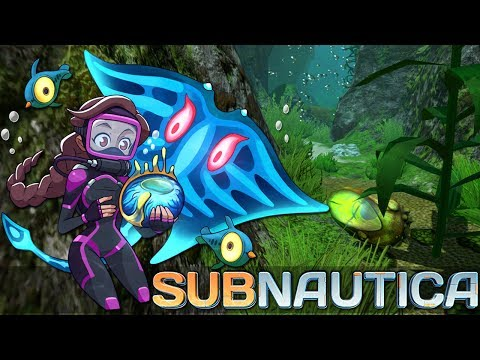 subnautica how to put eggs in alien containment