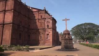 Old Goa| A Visit To Old Goa| A Visit To Old Goa Churches
