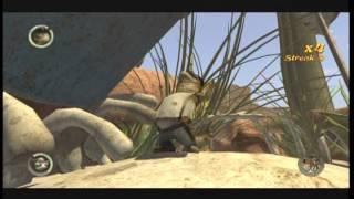 Rango Movie Game Walkthrough Part 1 (XBOX 360)