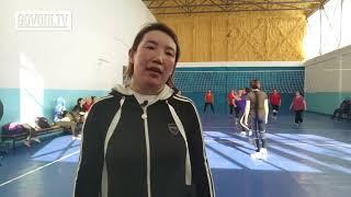 """""""Ат- Башы ынтымагы"""" аталышындагы аялдар арасында волейбол боюнча мелдеш өттү"""