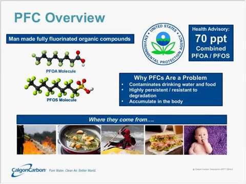 Webinar: Granular Activated Carbon - A Proven Solution For PFC Removal