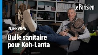 Koh-Lanta : « On a eu l'audace de tourner cette saison en plein Covid »