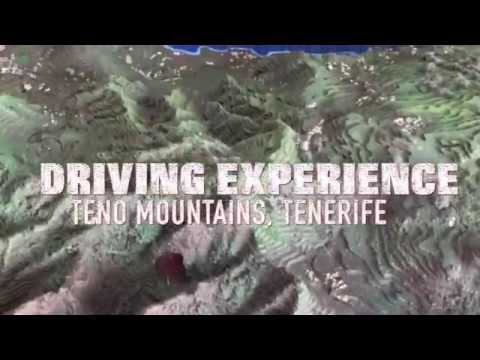 Driving experience at Teno Mountains in Tenerife