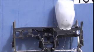 Срабатывание Airbag после ремонта торпедо.(http://www.kupit-torpedo.ru/ Срабатывание подушки безопасности на Chevrolet Cruze после ремонта торпедо. Торпедо на Chevrolet Cruze..., 2014-09-15T18:08:08.000Z)