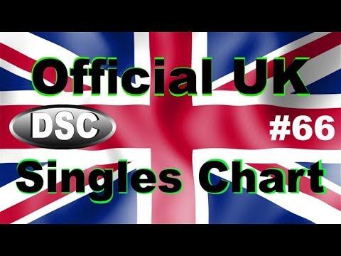 UK Top 40 Singles Chart 22 June, 2018 № 66