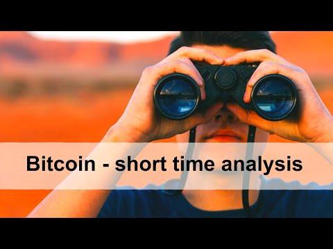 Bitcoin - Short Term Forecast