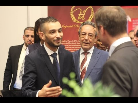 Tangier Tourism Expo OCTOBRE 2015‬