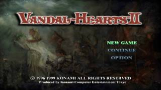 Vandal Hearts 2 Walkthrough 100% Part 1 Intro