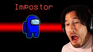 Markiplier Plays Among Us As An Impostor For The First Time!