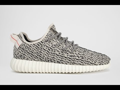 1cf2c5ea50c65 Yeezy 350 Boost White (Replica) Review +On Feet - YouTube