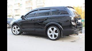 Замена жидкости в гур Chevrolet Captiva
