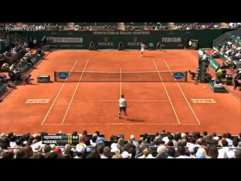 Djokovic vs Nadal Monte Carlo 2013 Final (HD) Highlights