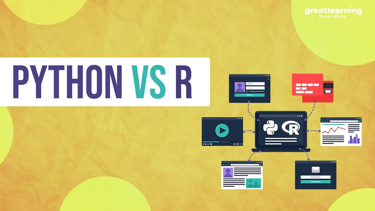 Python vs. R | Which is the best Programming Language