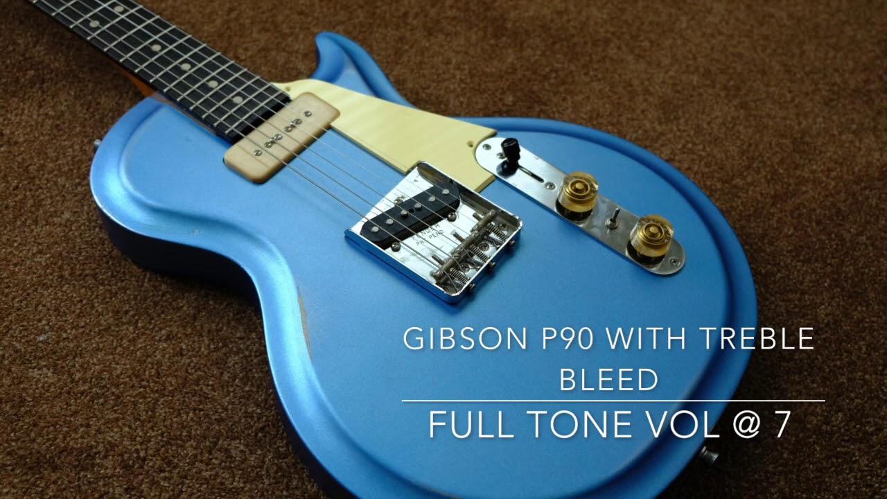 Custom Warmoth Rosser Tele Paul sp6 Fender & Gibson pickups