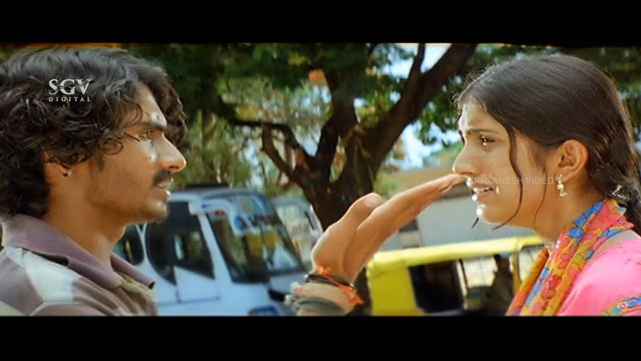 ಪ್ರೀತಿ ಮಾಡದೆ ತಪ್ಪು ಅಂತಾರೆ, ಅಂಥದ್ರಲ್ಲಿ ನೀವು ಚಪ್ಪಲಿ ಹೊಲಿಯೋನ ಪ್ರೀತಿಸ್ತೀನಿ ಅಂದ್ರೆ   Yogesh  Ambari Movie