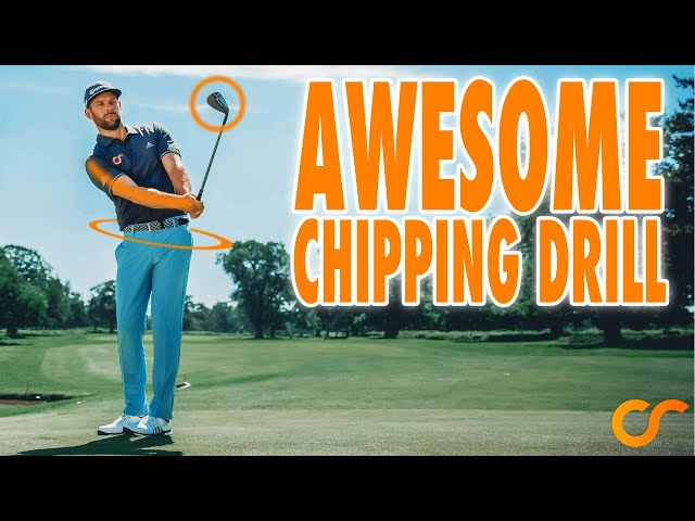 YOU NEED TO TRY THIS AWESOME CHIPPING DRILL