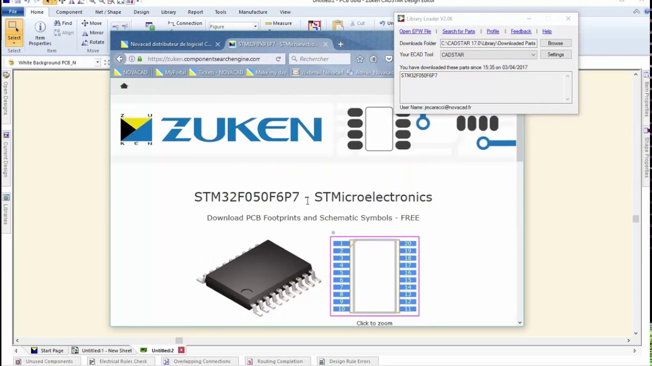 Famous Free Pcb Design Software Download Images - Electrical System ...