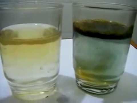 Tap Water Electrolysis | Electrolyse de l'Eau de Robinet