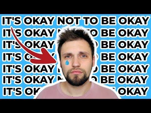 It's Okay Not To Be Okay   World Mental Health Day