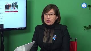 (이애란 TV)와타나베 교수의 일본 언론 탐색   김정은이 평창에 보내는 태권도 시범단은 국제 인질글을 위한 테러 요원들? 의혹