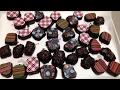 100均素材で簡単生チョコバレンタイン作ってみた