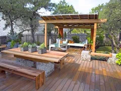 DIY Outdoor Deck Decorations