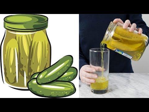 Careth - Pickle Juice is the Latest Fitness Craze