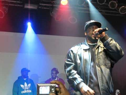 NYG'Z + H. STAX Same Team No Games HIGHLINE BALLROOM NYC March 26 2012