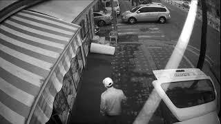 현관 미끄럼 방지 발판 공사 작업사진