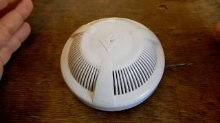 Как отключить пожарный датчик ?