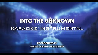 Frozen 2 - Into The Unknown  Karaoke/instrumental