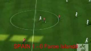 Euro 2008 Goals (PS3) By Me - Part 1