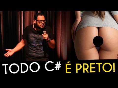 MATHEUS CEARÁ - TODO C# É PRETO!