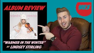 """Warmer In The Winter"" by Lindsey Stirling - Album Review 