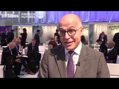 SIBOS 2018 interview: Alain Raes, CEO, EMEA and Asia Pacific, SWIFT