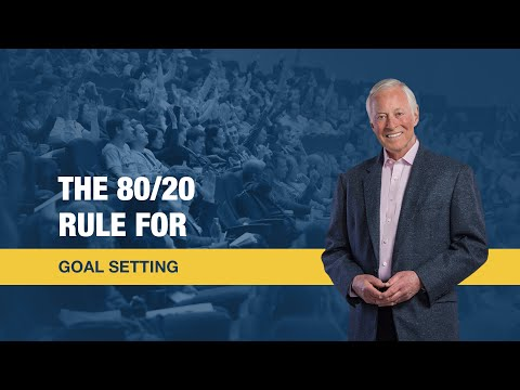 80/20 Rule for Goal Setting