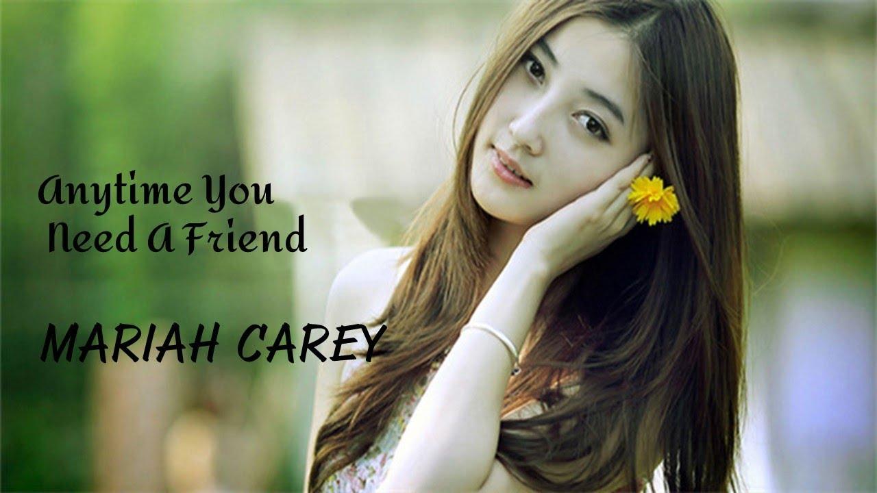 Download Anytime You Need A Friend - Mariah Carey (tradução) HD