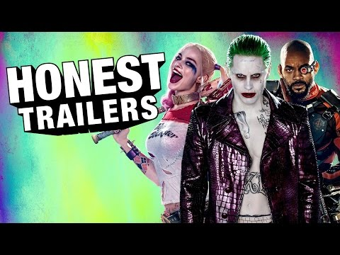 An Honest Trailer for Suicide Squad