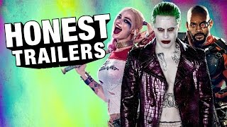 Repeat youtube video Honest Trailers - Suicide Squad