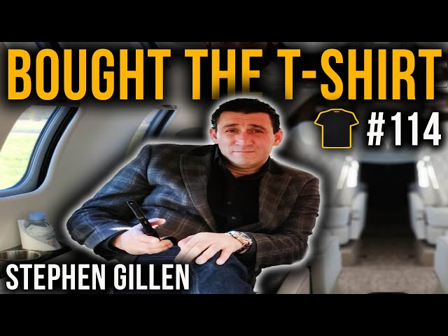 Britain's Most Feared Gangster And Armed Robber | Stephen Gillen | Ambassador For Peace | London