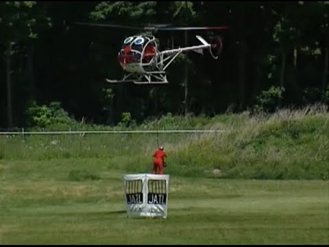 Otto the Air Show Helicopter Clown