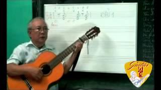 Hướng Dẫn Độc Tấu   Đệm Hát Điệu Bolero   guitarlevinhquang com