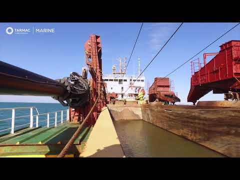 Tarmac Marine - Alastair Ambury, Chief Officer
