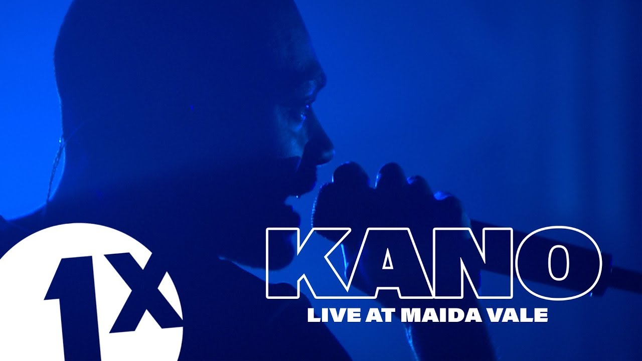 Kano live at Maida Vale - Free Years Later