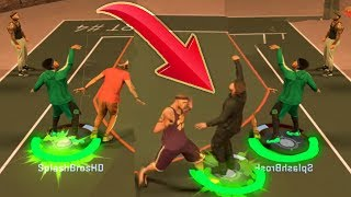 99.9% GREENLIGHTS FAST JUMPSHOT ! NOBODY KNOWS THIS ! Best Jump Shot Nba 2k17 MyPark gameplay