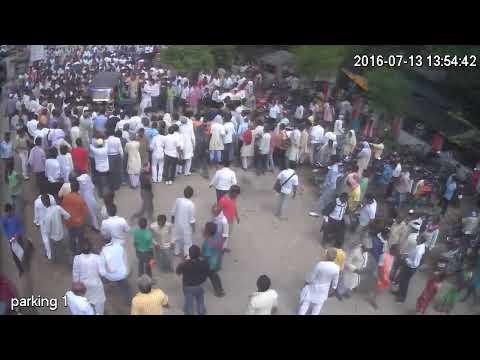 bomb blast happen in india never seen before must watch