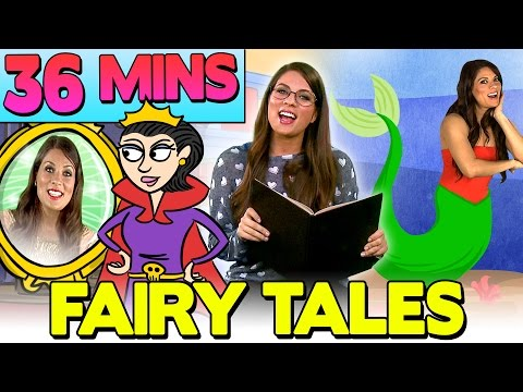 Snow White & Other Princess Fairy Tales - Compilation