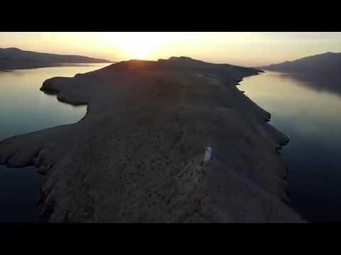 Croatia Novalja Island Pag Magnificent Cape of St. Kristofor